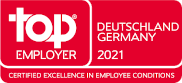 Top Employer 2018